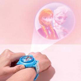 Frozen digitalni sat sa projektorom omiljenih junaka