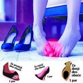 High Heel Survival Kit - Set uložaka za udobniju obuću