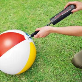 Intex Double Quick ručna pumpa za balone, lopte, gume i dušeke za plažu