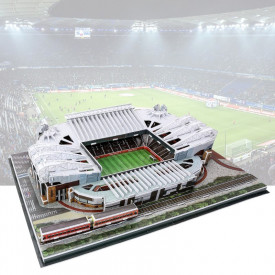 Old Traford 3D Puzzle stadion FK Manchester United