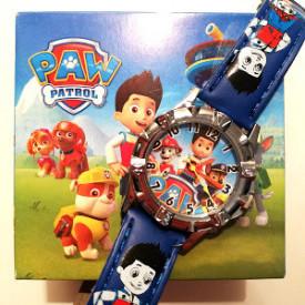 Cars, Patrolne šape i spajdermen dečiji ručni satovi u poklon kutiji
