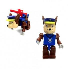 Paw Patrol komplet od tri transform figure