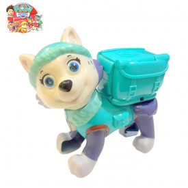 Paw Patrol Marshall i Everest - velike kuce sa transform rančevima