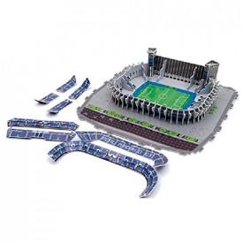 Santiago Bernabeu 3D Puzzle stadion FK Real Madrid