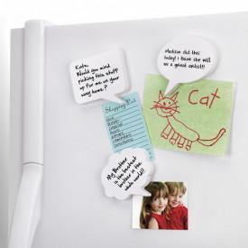 Talk Bubble - piši briši magneti za frižider