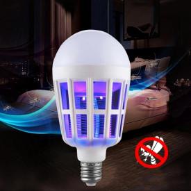 2u1 Mosquito Killer – LED sijalica protiv komaraca + noćno svetlo