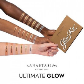 Anastasia Beverly Hills Ultimate Glow HighLighter Paleta !