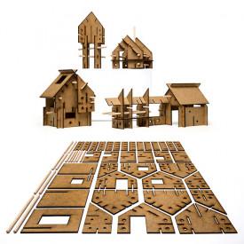 Domus ArchiConstructor – set za gradnju i konstruktivnu igru