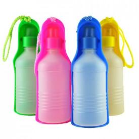 Flaša sa posudom za poneti - H2O to go