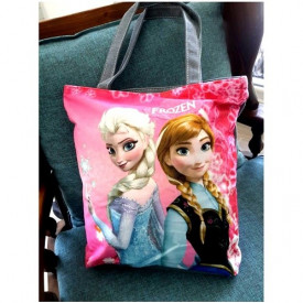 Frozen torbe sa likom Else i Anne