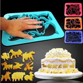 Kalupi za kolače u obliku životinja
