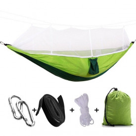 Ležaljka sa zaštitom od komaraca