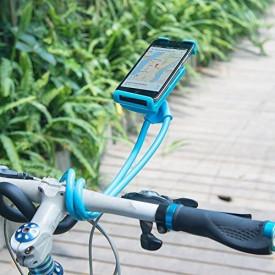 Okovratni držač mobilnih uređaja sa rotacijom