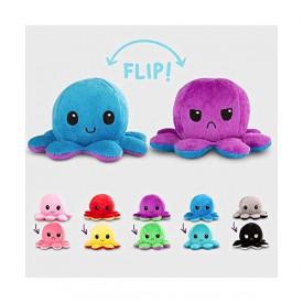 Plišana hobotnica sa dva lica