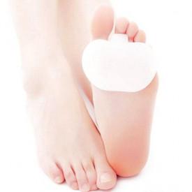 Silikonski jastučići sa prstenom za prednji deo stopala