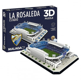 La Rosaleda 3D Puzzle stadion FK Malaga