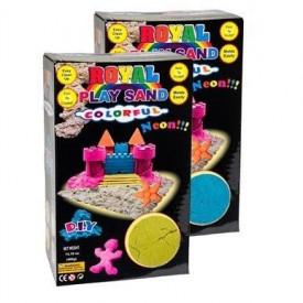 Magični kinetički pesak za igru i modelovanje