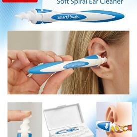 Smart Swab - najbezbedniji spiralni čistač za uši