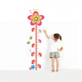Zidni visinomer za mališane