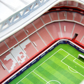 Emirates 3D Puzzle stadion FK Arsenal
