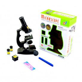 Mikroskop edukativna igračka za male naučnike
