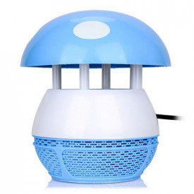 Pečurka led lampa protiv komaraca i drugih insekata