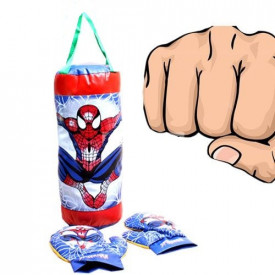 Spiderman vreća za box i rukavice