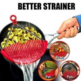 Better Strainer praktična cediljka za hranu
