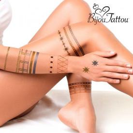 Flash tattoo nakit