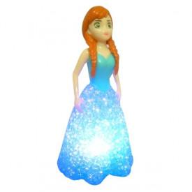 Frozen Elsa i Anna dekorativne led lampe