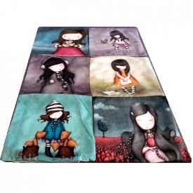 Gorjuss dekorativne jastučnice sa likovima popularnih devojčica