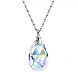 Swarovski elements ogrlica - Teardrop Kristal