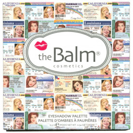 The Balm Autobalm paleta senki