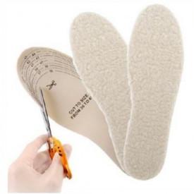 Vuneni ulošci za obuću - toplota i udobnost