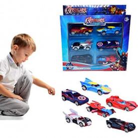 6 autića Marvelovih junaka