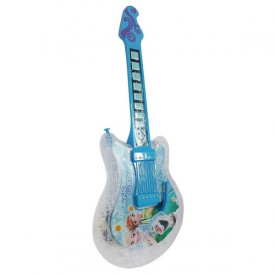 Frozen Elsa&Anna muzička gitara sa mikrofonom