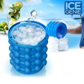 Ice Genie silikonska posuda za pravljenje leda
