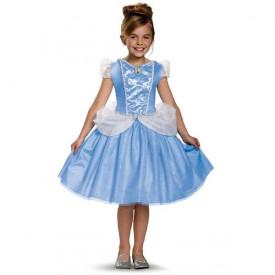 Kostim haljina pepeljuge za male princeze