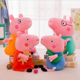 Mini plišane igračke Pepa prase