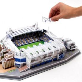 Stamford Bridge 3D Puzzle stadion FK Chelsea