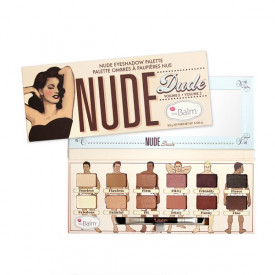 The Balm Nude Dude Paleta Senki!