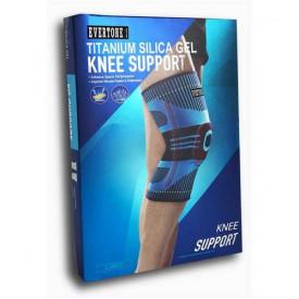 Aktivni steznik za koleno sa gel podrškom