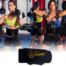 Belt Unisex pojas za mršavljenje. Jedna veličina za sve!