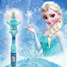 Frozen Elsa čarobni muzički štap sa snežnom kuglom