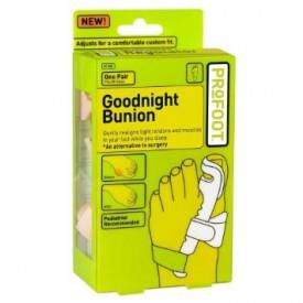 Longete za ispravljanje čukljeva Goodnight Bunion