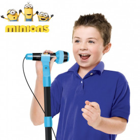 Minions Malci Mp3 mikrofon sa disko kuglom