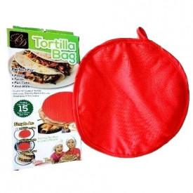Najukusnija hrana u mikrotalasnoj uz tortilja torbicu