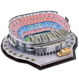 Nou Camp 3D Puzzle stadion FK Barselona