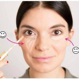 Profesionalna paleta od 15 korektora za konturisanje, senčenje, prekrivanje akni i drugih nedostataka na licu