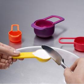 Set posuda 6u1 za merenje kuhinjskih sastojaka